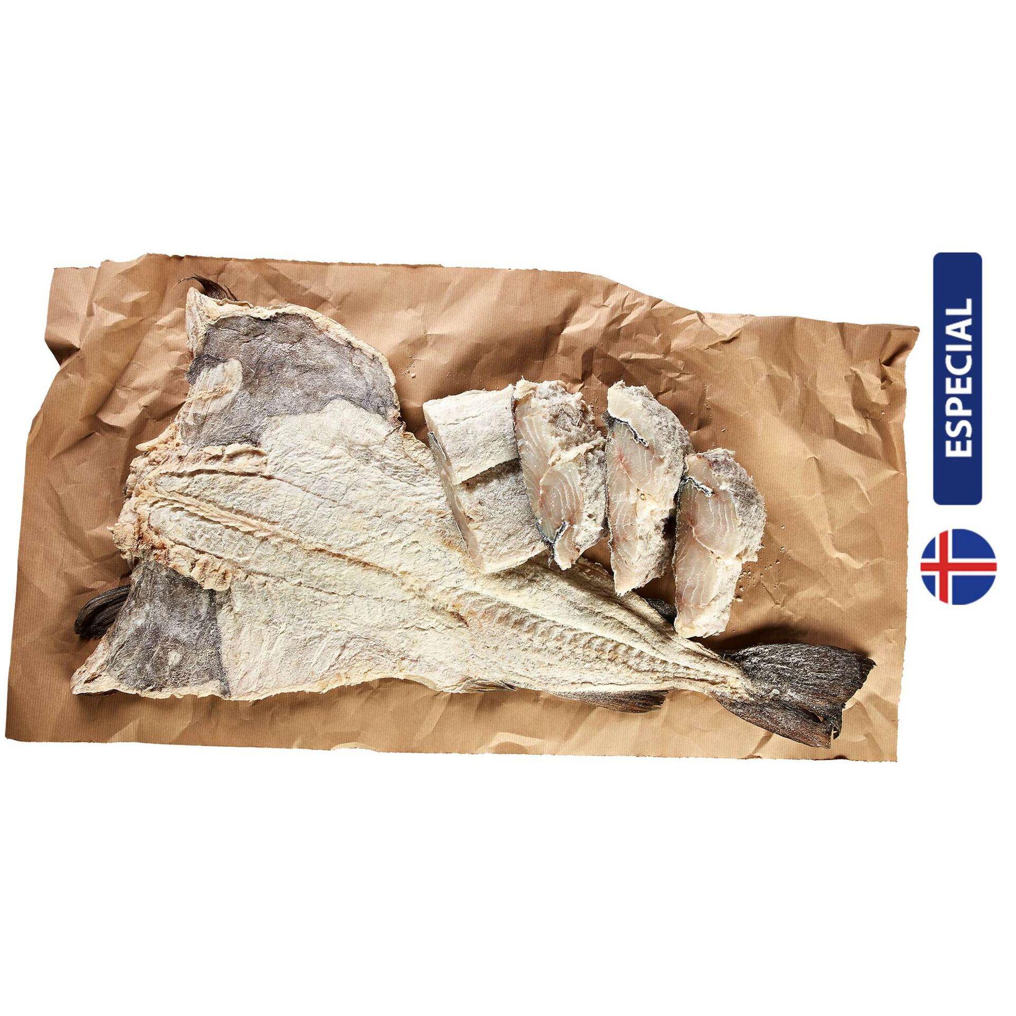 Bacalhau Especial 1ª Islândia Seco