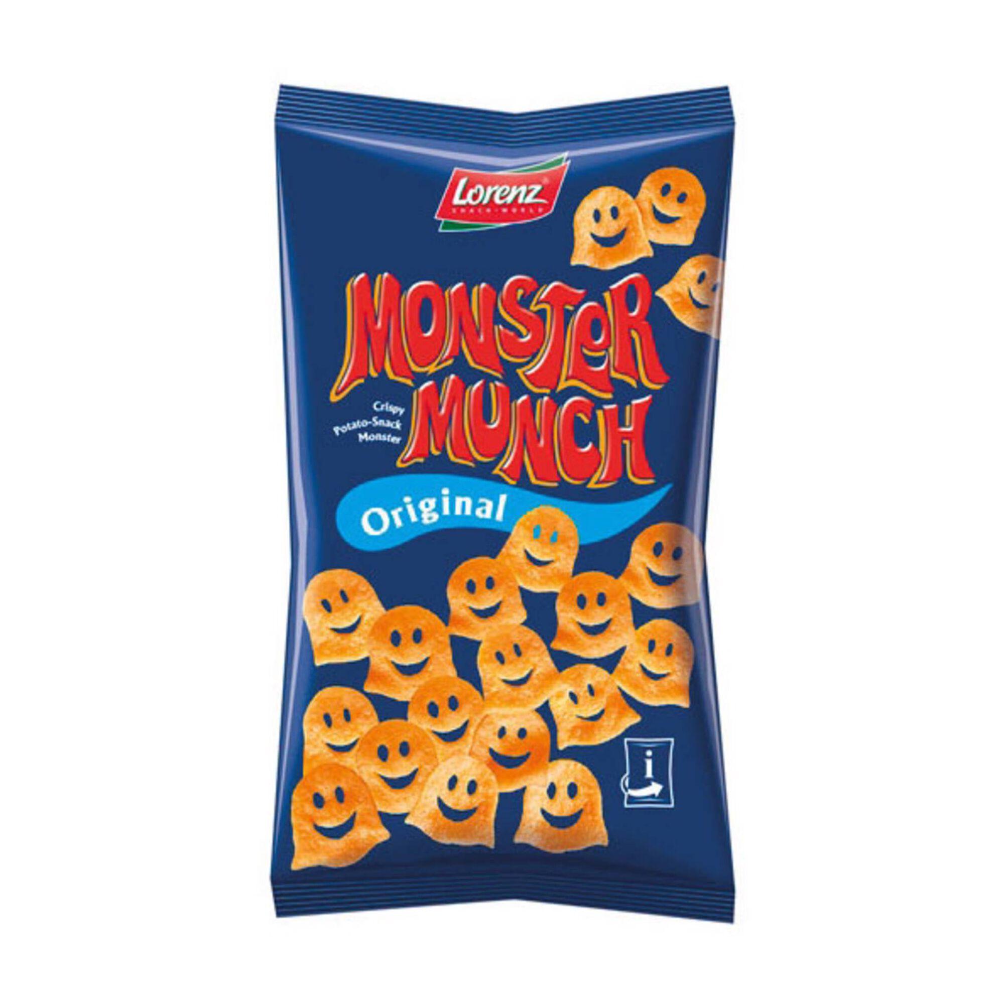 Snacks Monster Munch