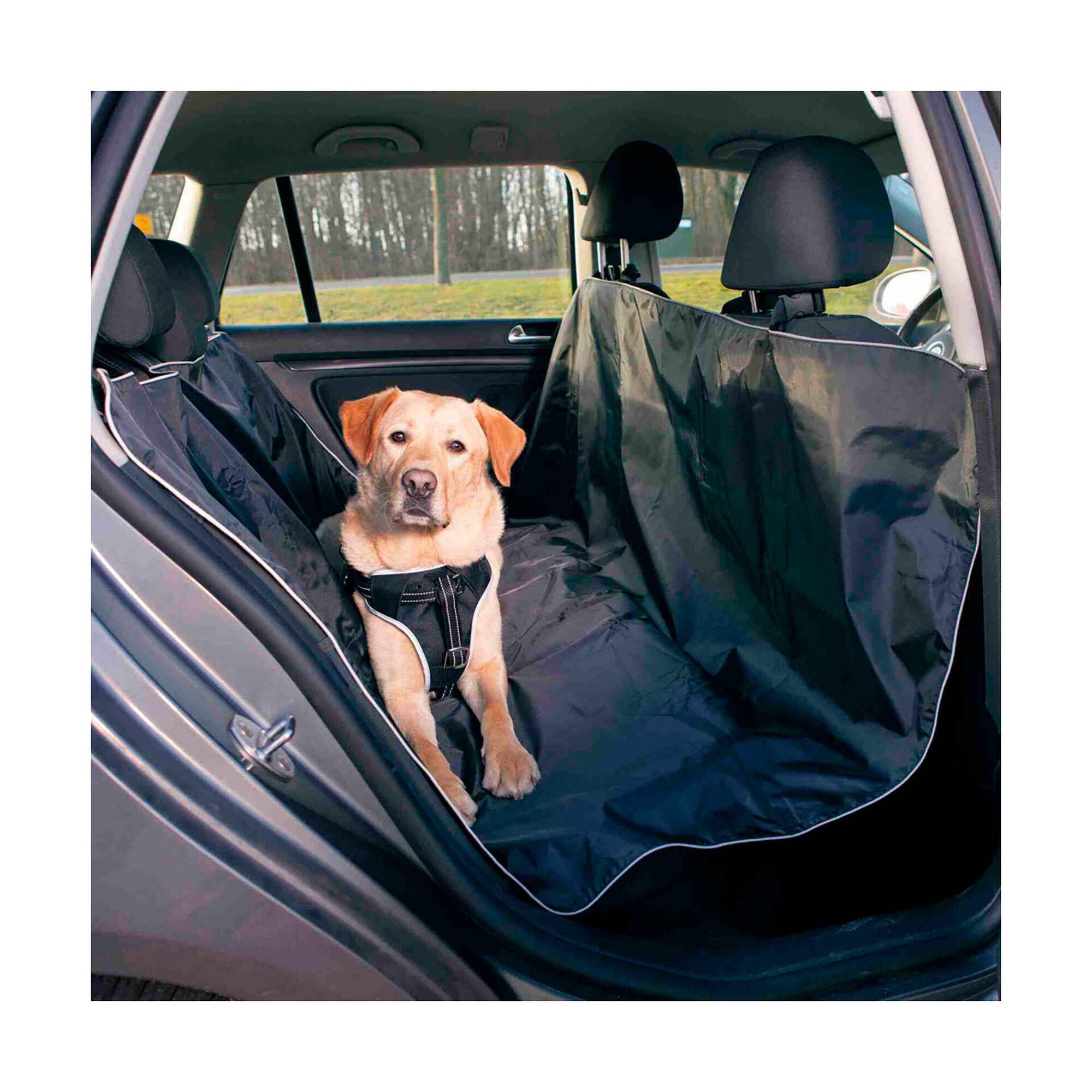 Cobertura para Estofos Auto Preto