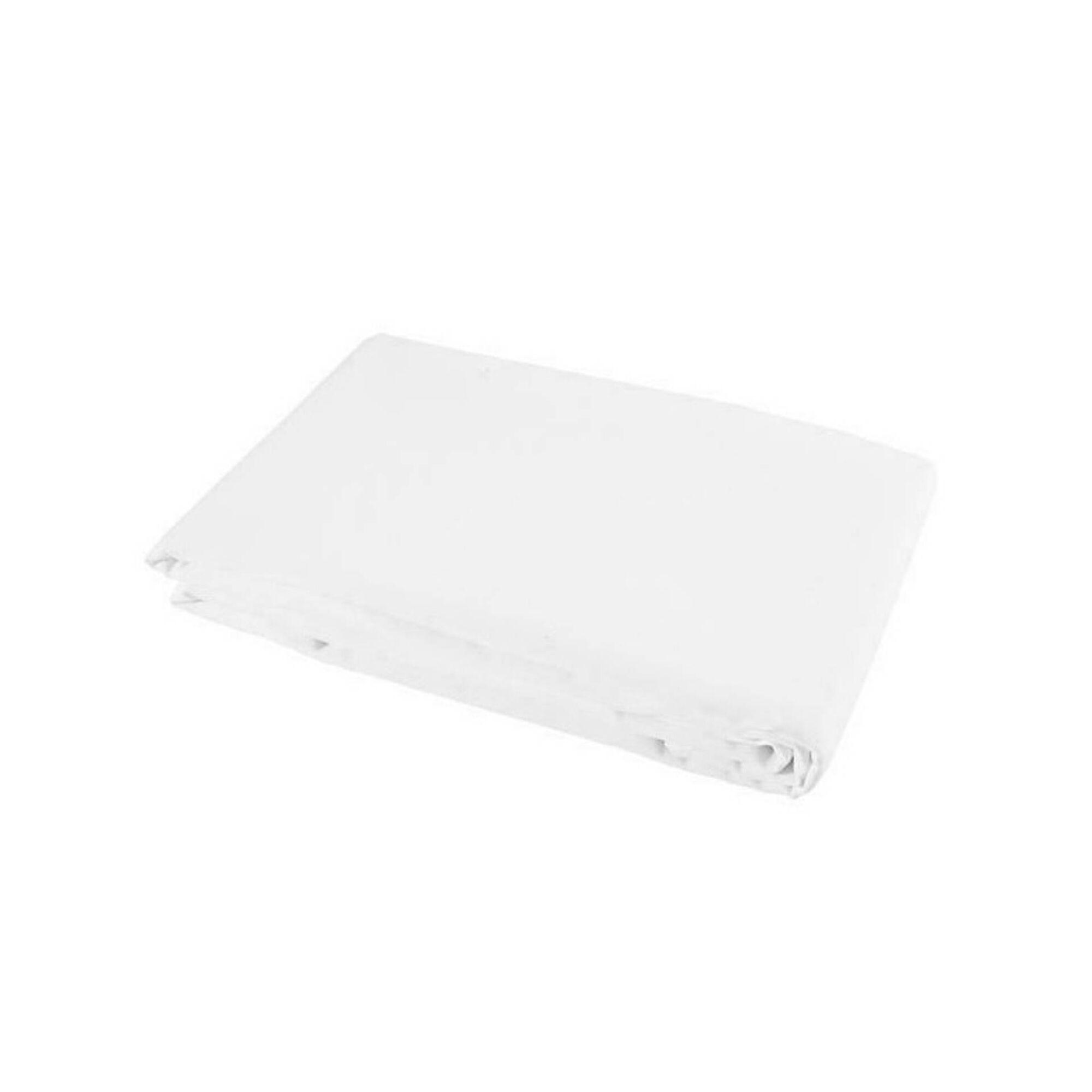 Toalha Mesa Anti Nódoas Branca