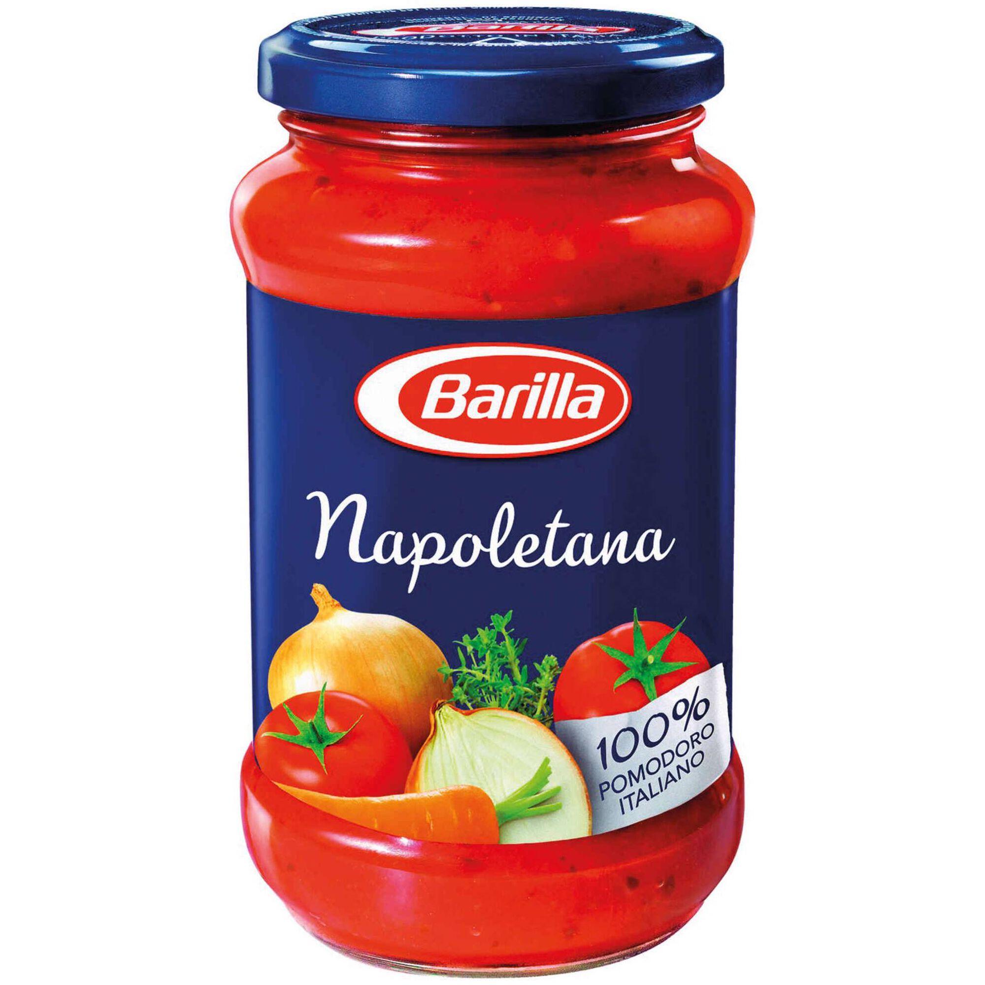 Molho para Massa Napolitana