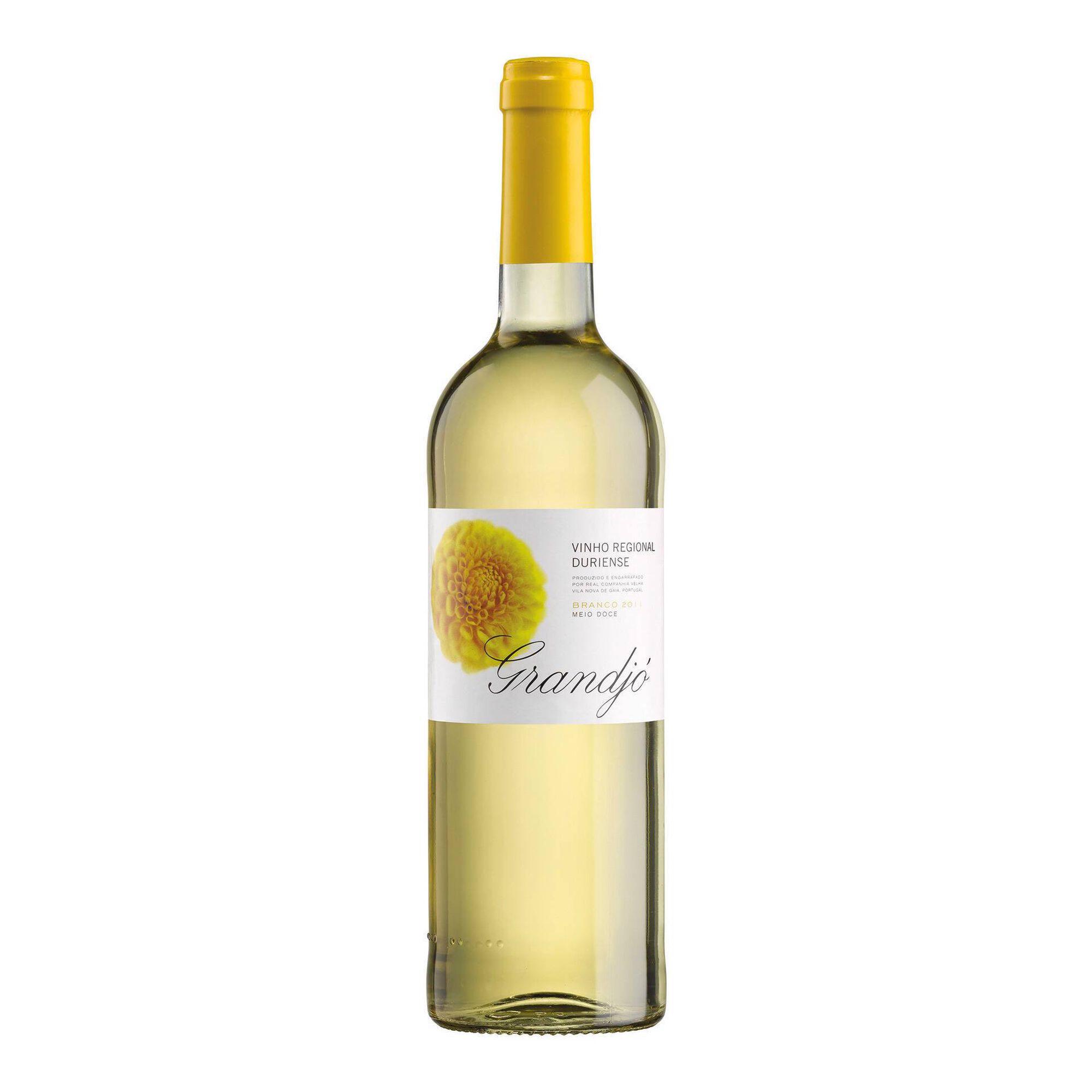 Grandjó Meio Doce DOC Douro Vinho Branco