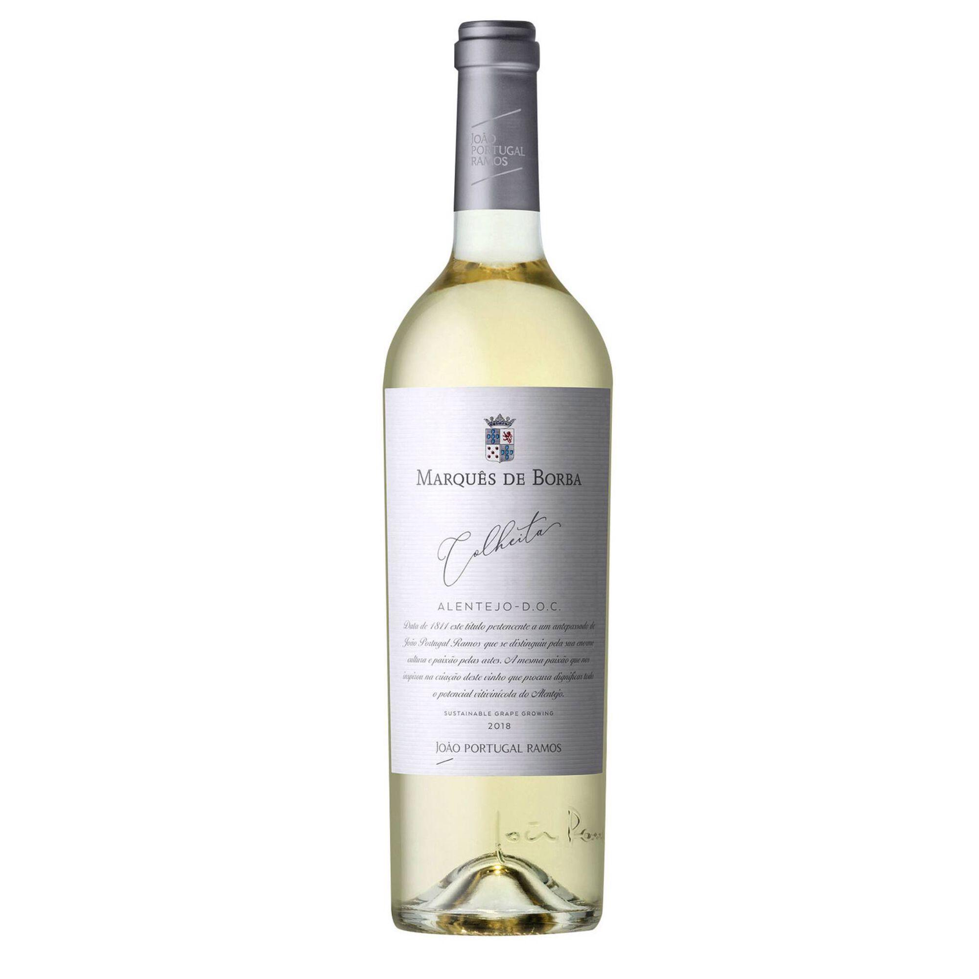 Marquês de Borba DOC Alentejo Vinho Branco