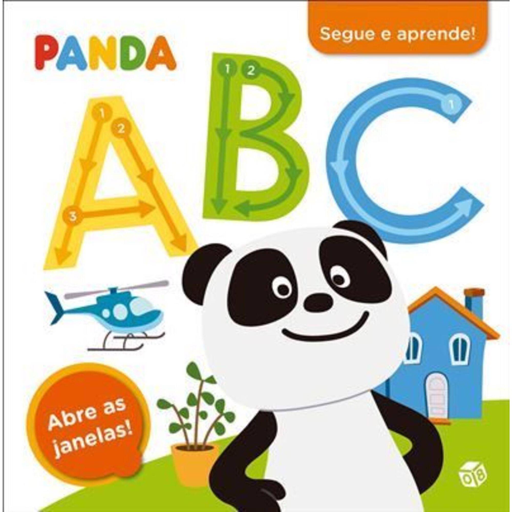 Panda - Segue e Aprende! ABC