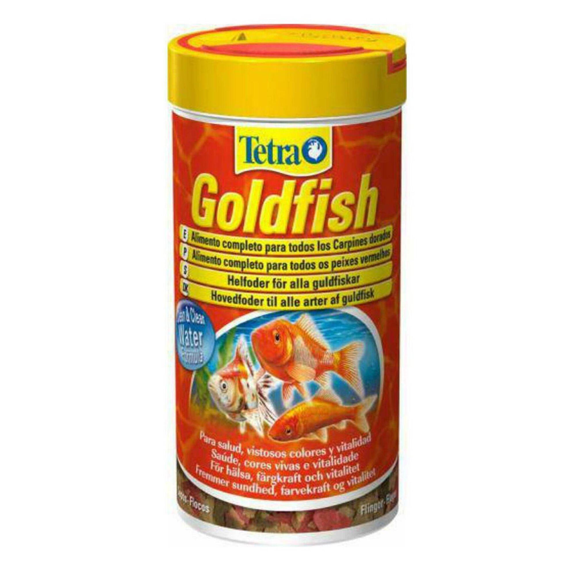 Comida para Peixes Água Fria