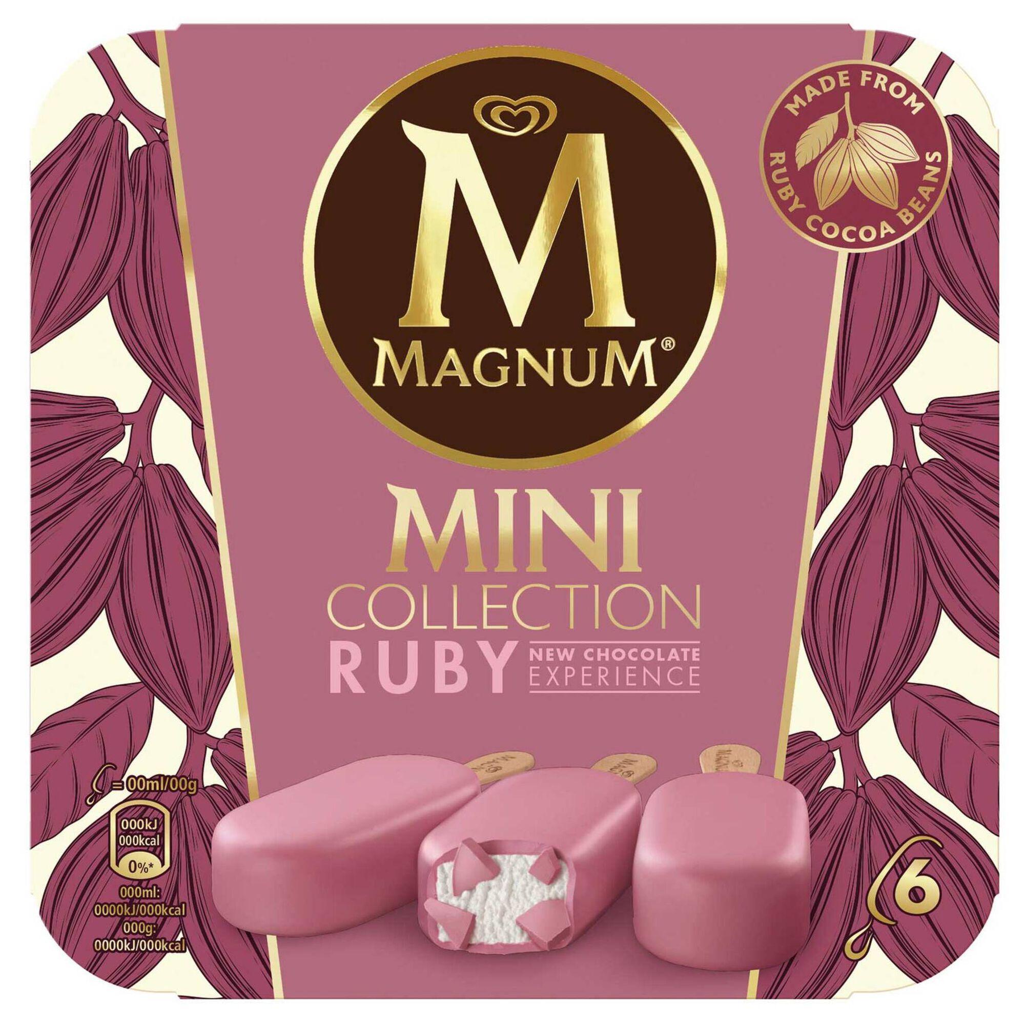 Gelado Mini Ruby