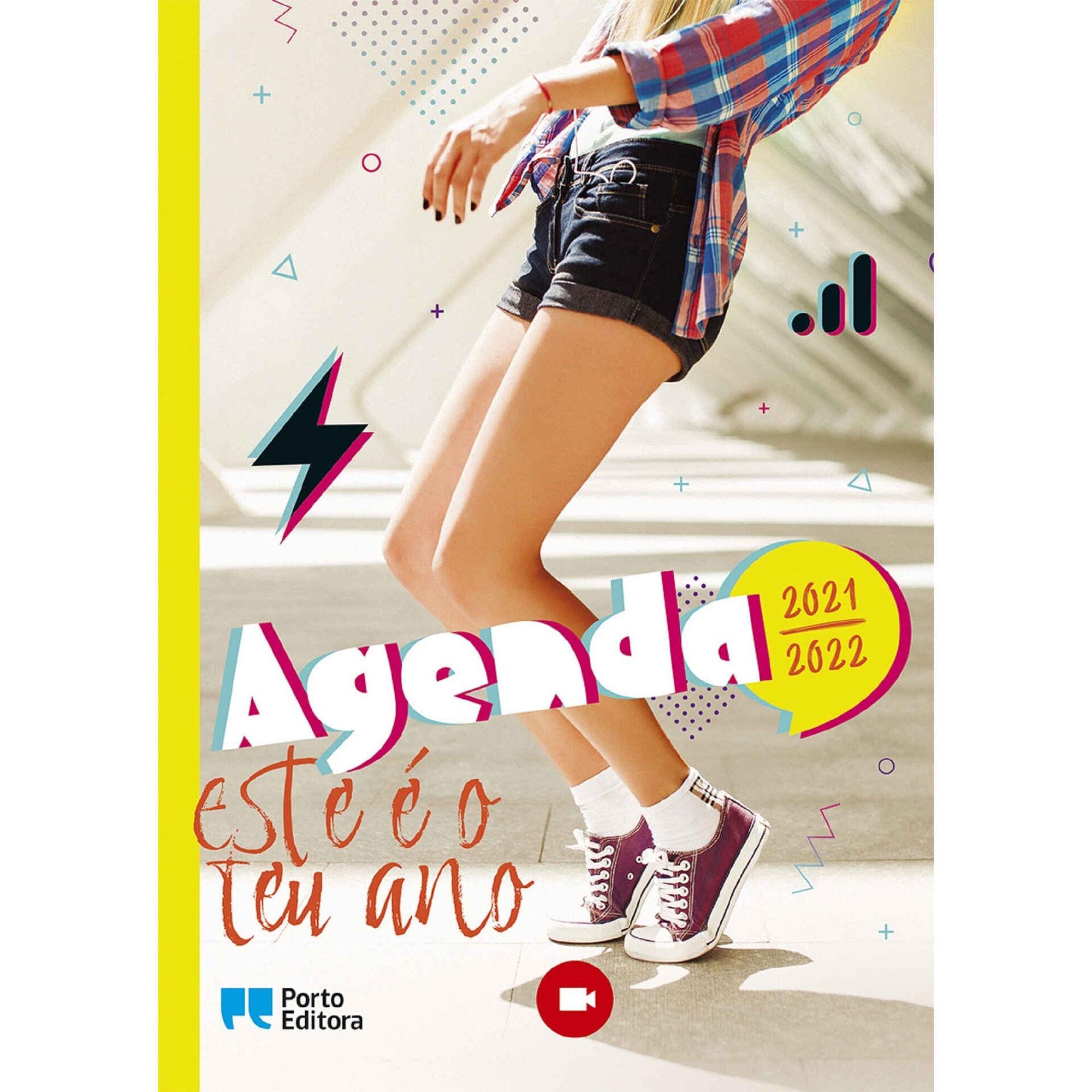 Agenda 2021-2022 - Este É o Teu Ano