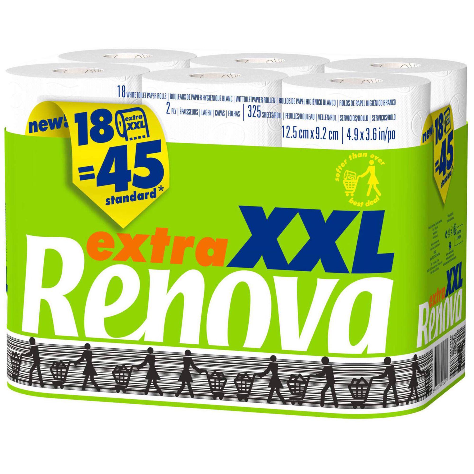 Papel Higiénico Extra XXL