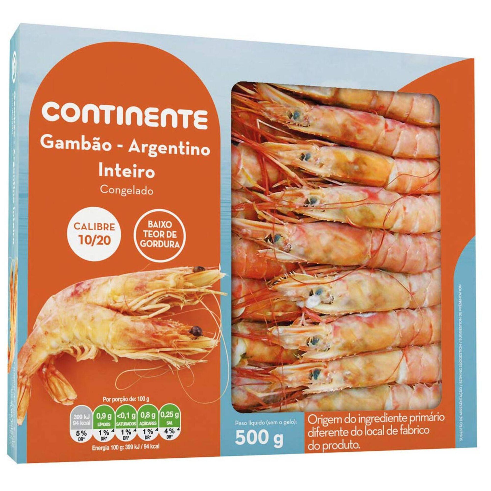 Gambão Argentino Selvagem 10/20 Inteiro Congelado