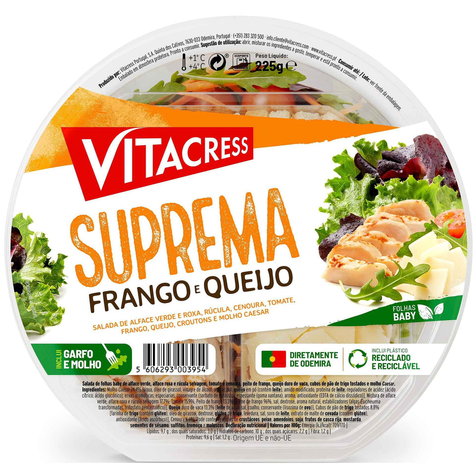 Salada Minute Suprema