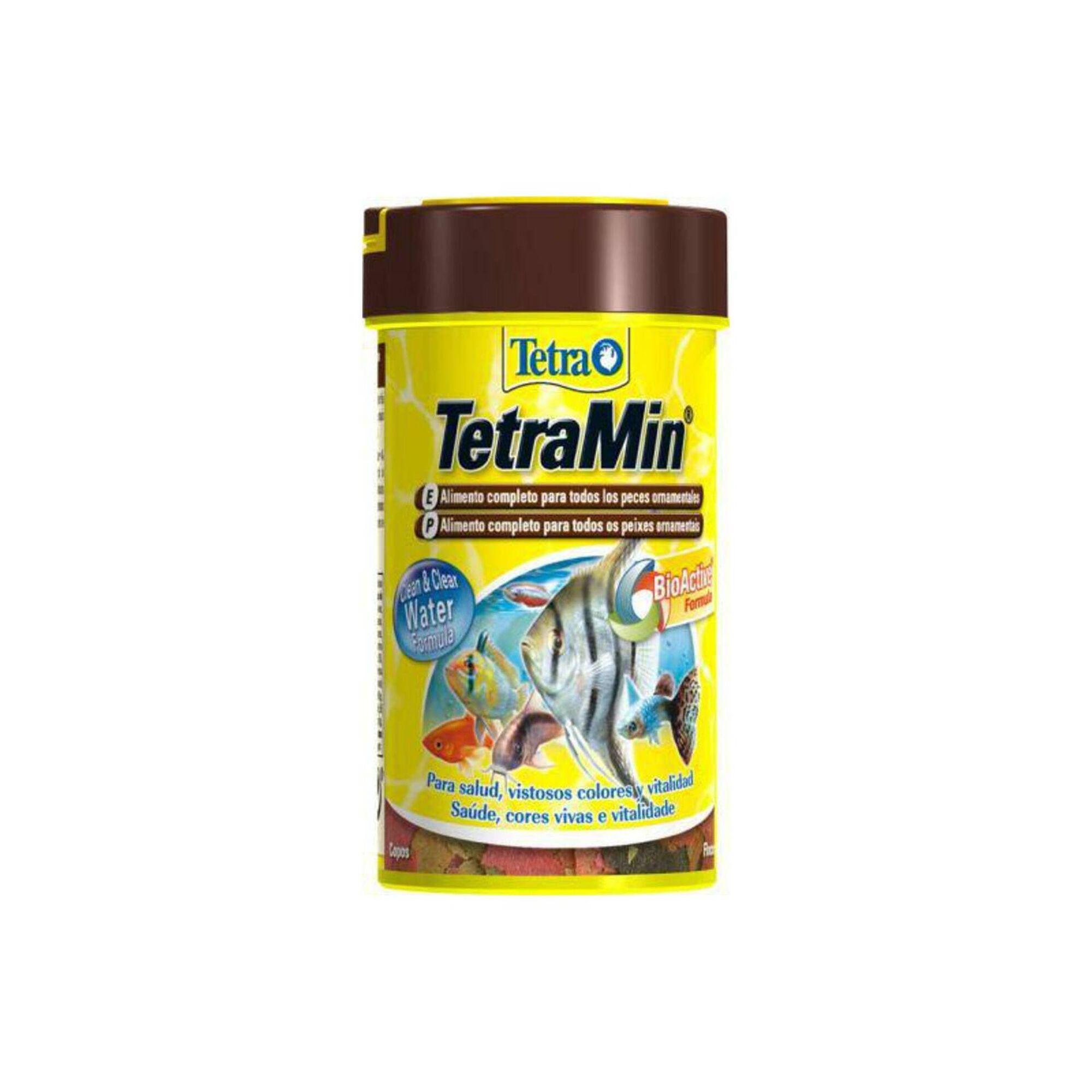 Comida para Peixes Bioactive