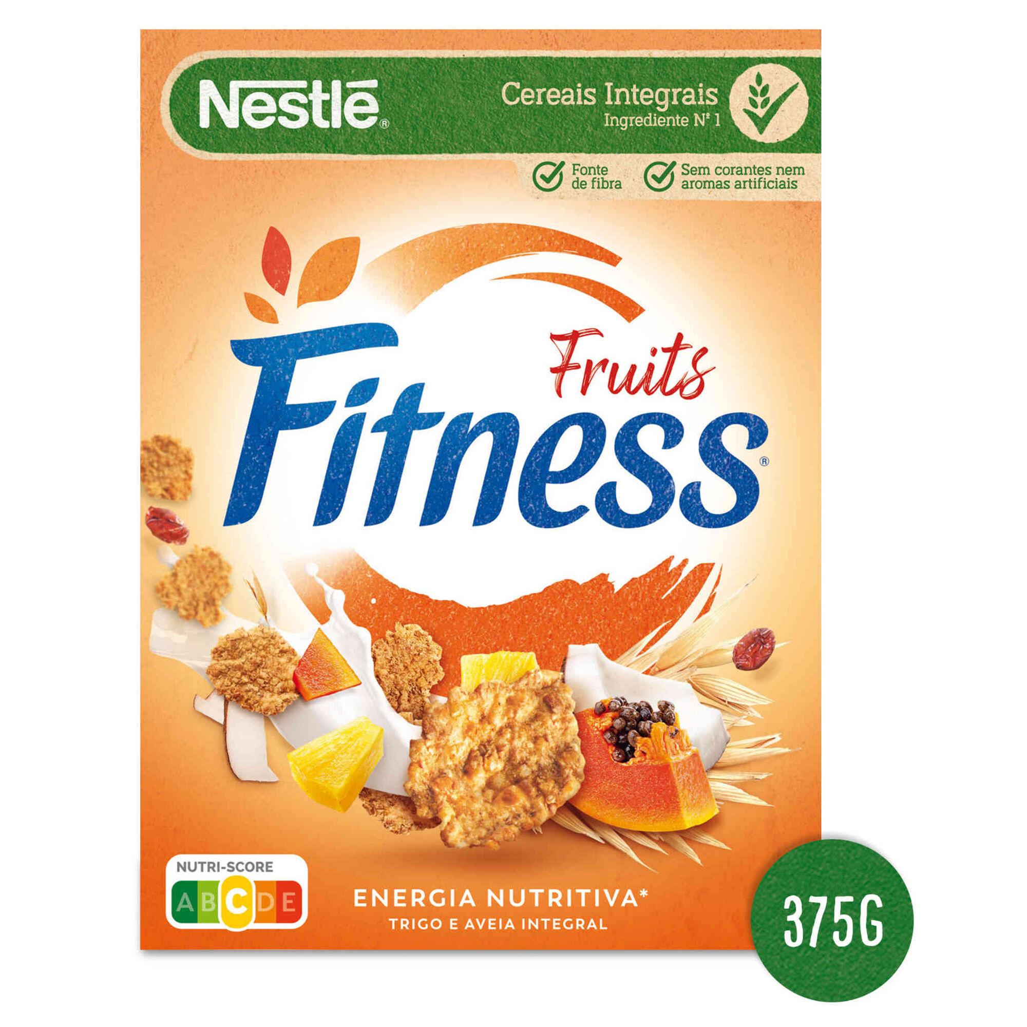 Cereais Fitness Frutas