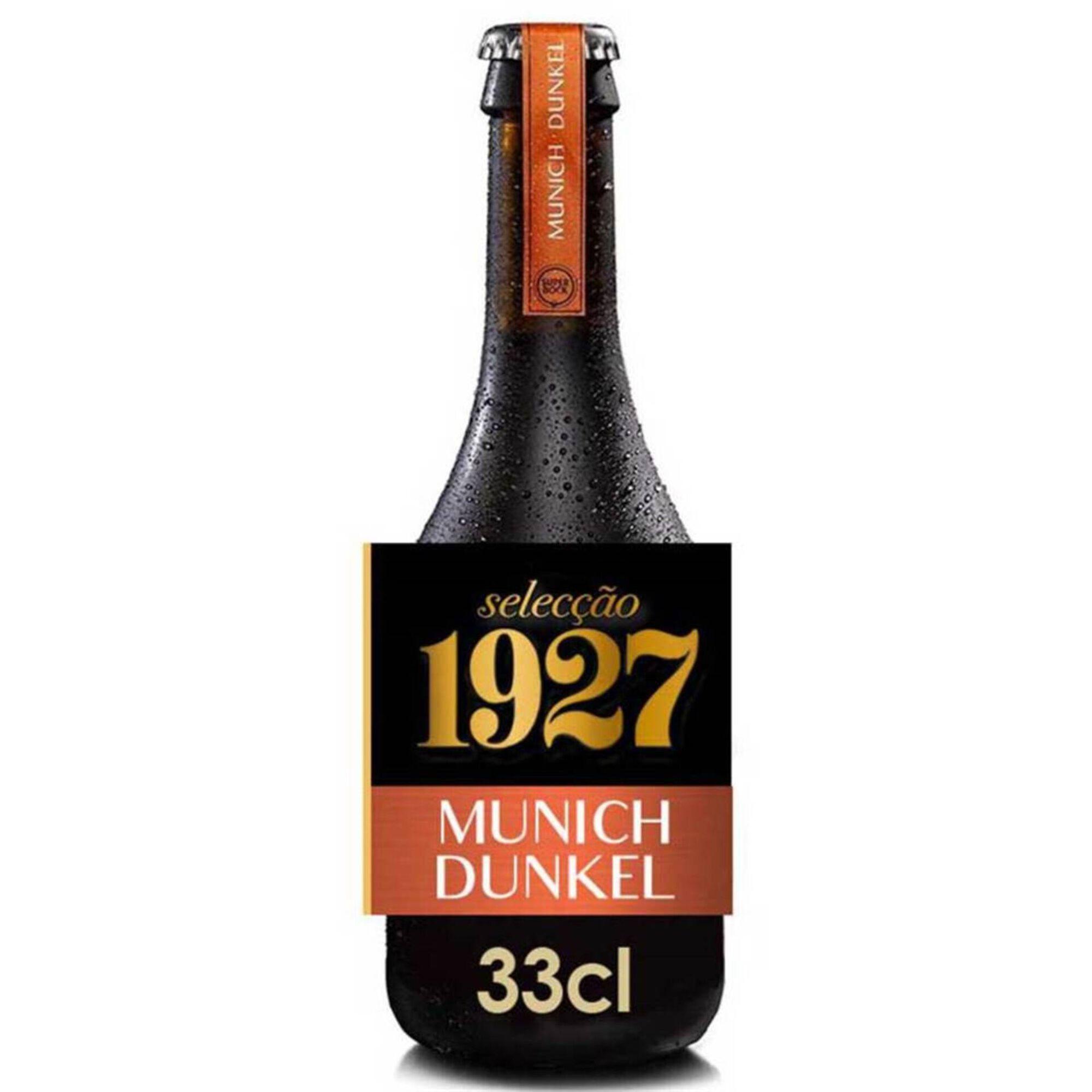 Cerveja com Álcool Selecção 1927 Munich Dunkel Garrafa