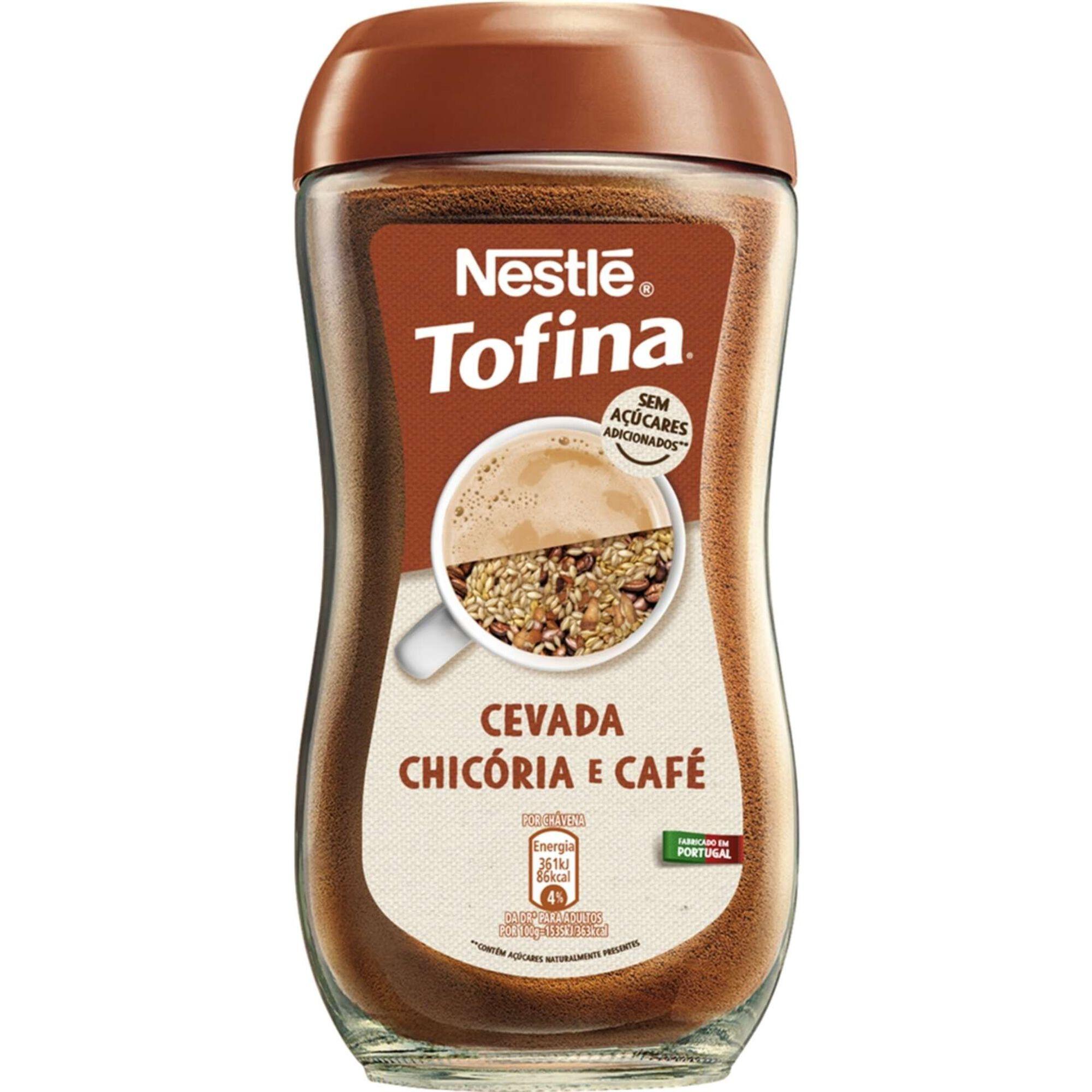 Bebida Cereais Cevada Chicória e Café