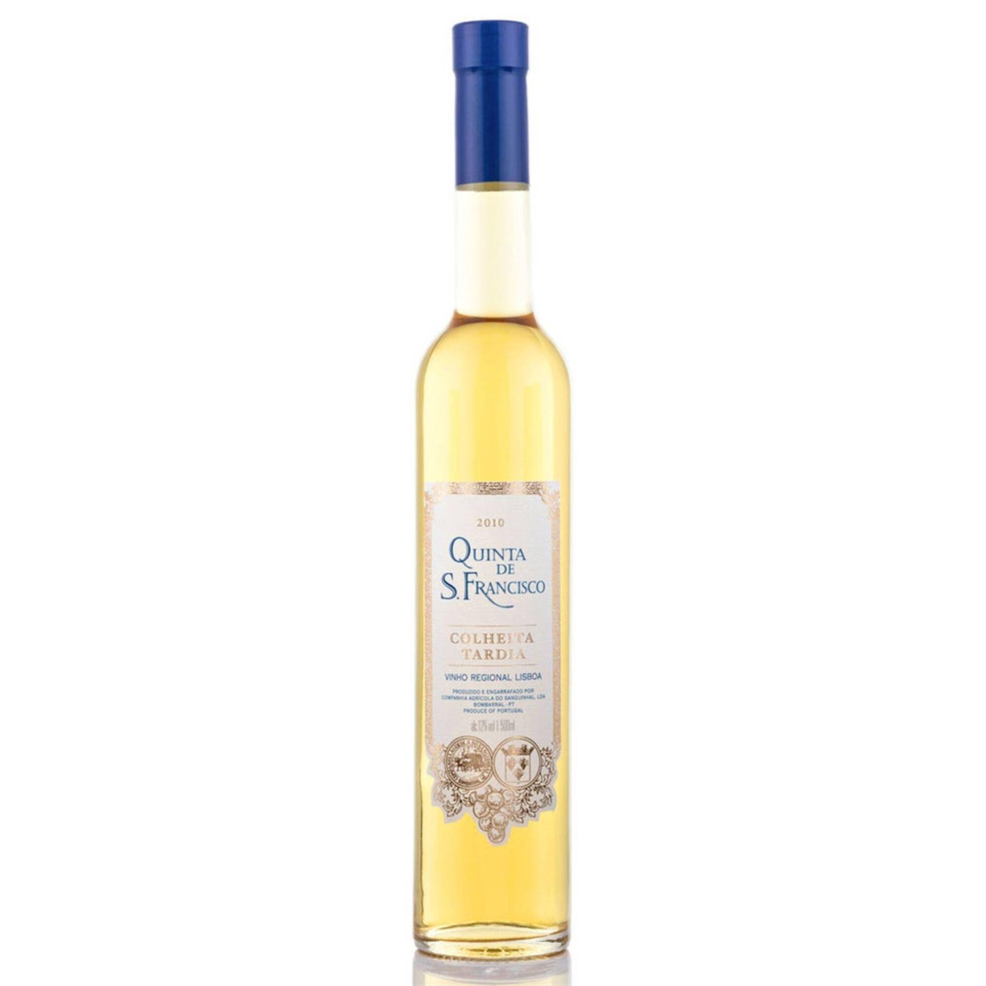 Quinta de São Francisco Colheita Tardia Regional Lisboa Vinho Branco