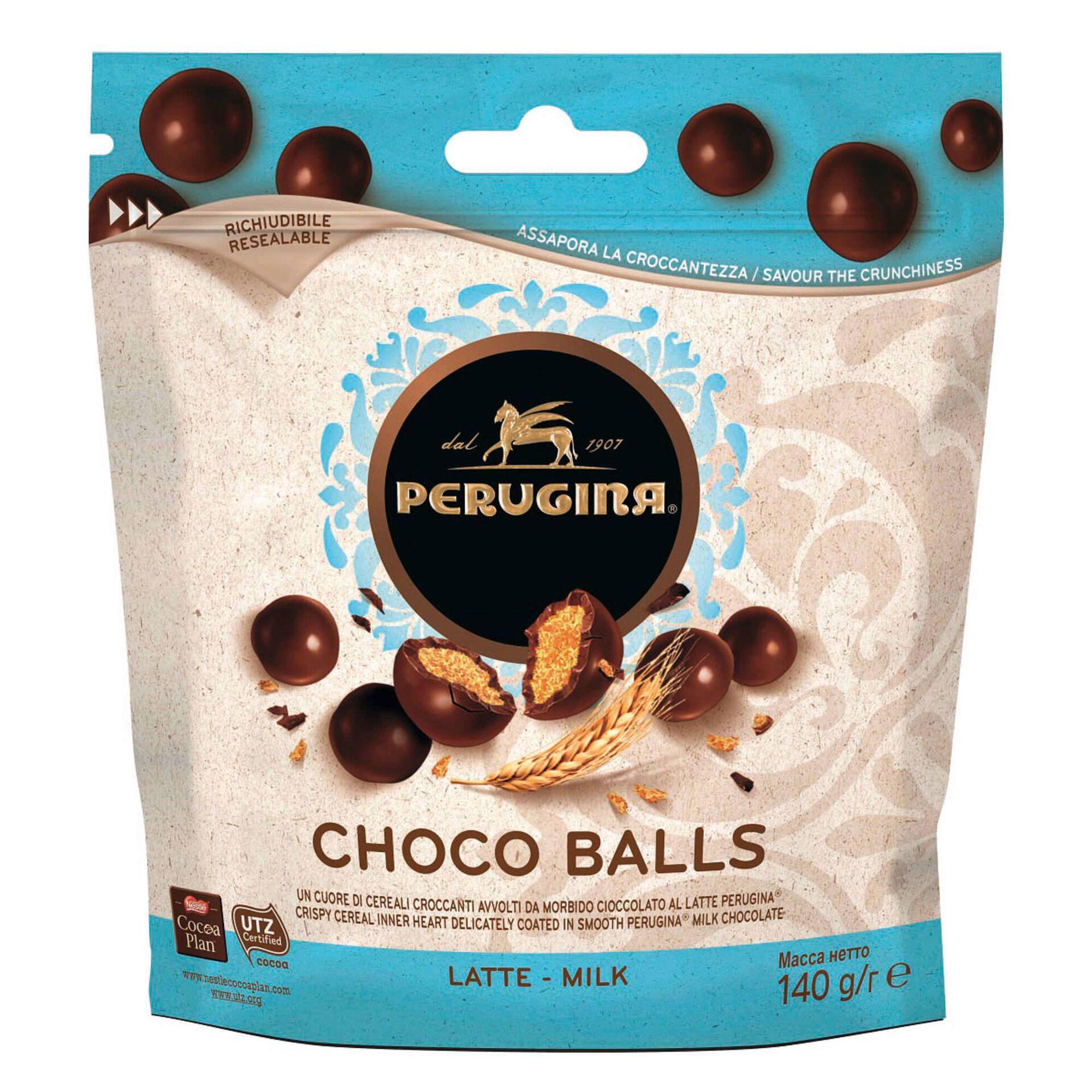 Drageias de Chocolate Choco Balls