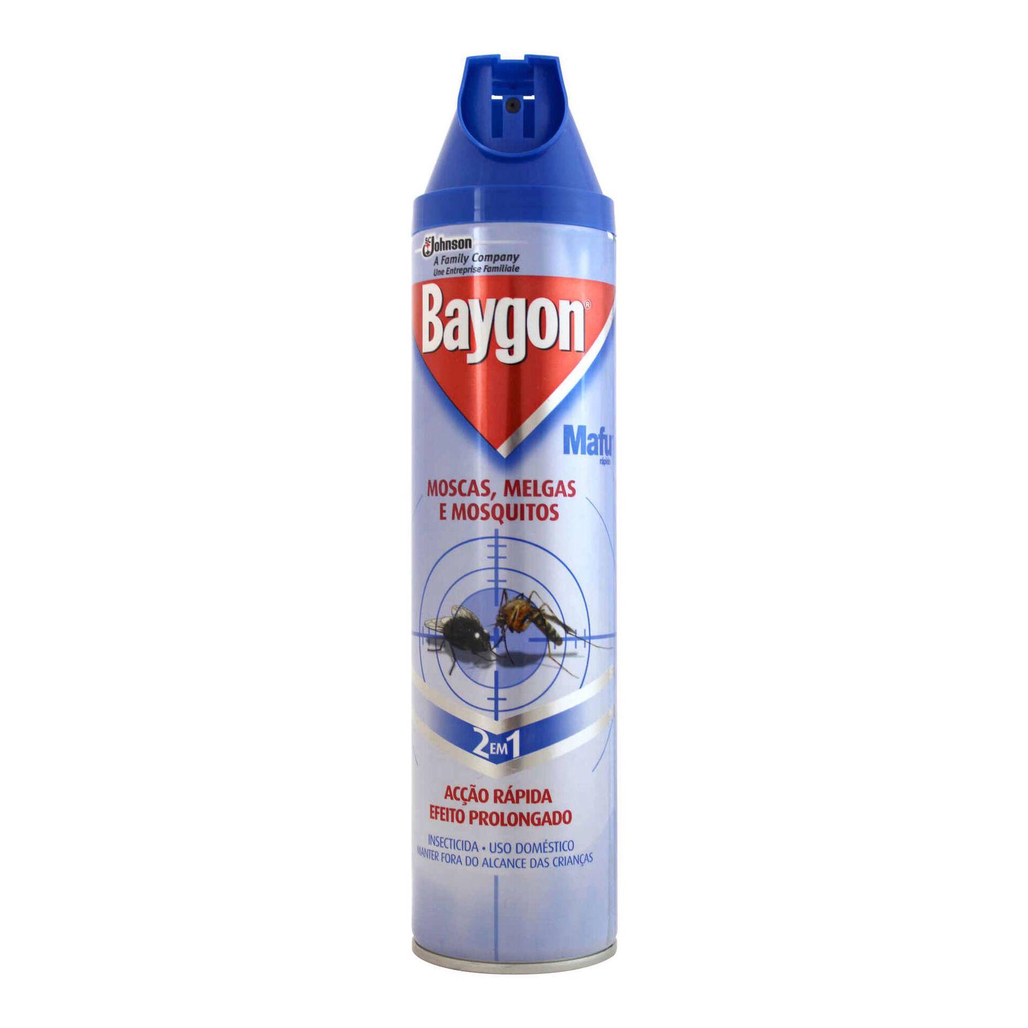 Inseticida Spray Voadores