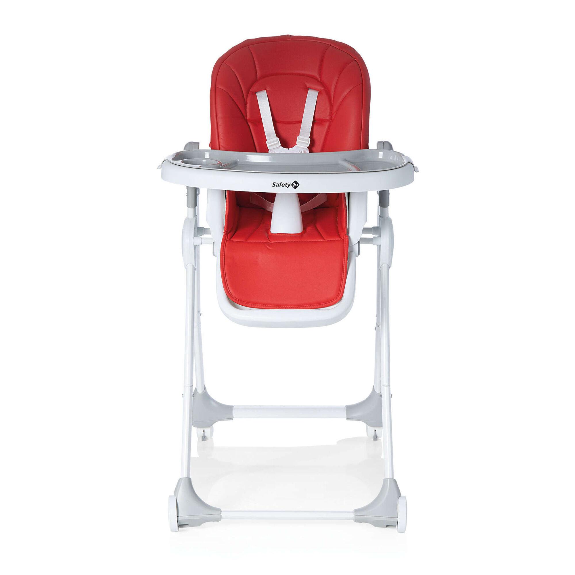 Cadeira de Refeição Vermelha Looky