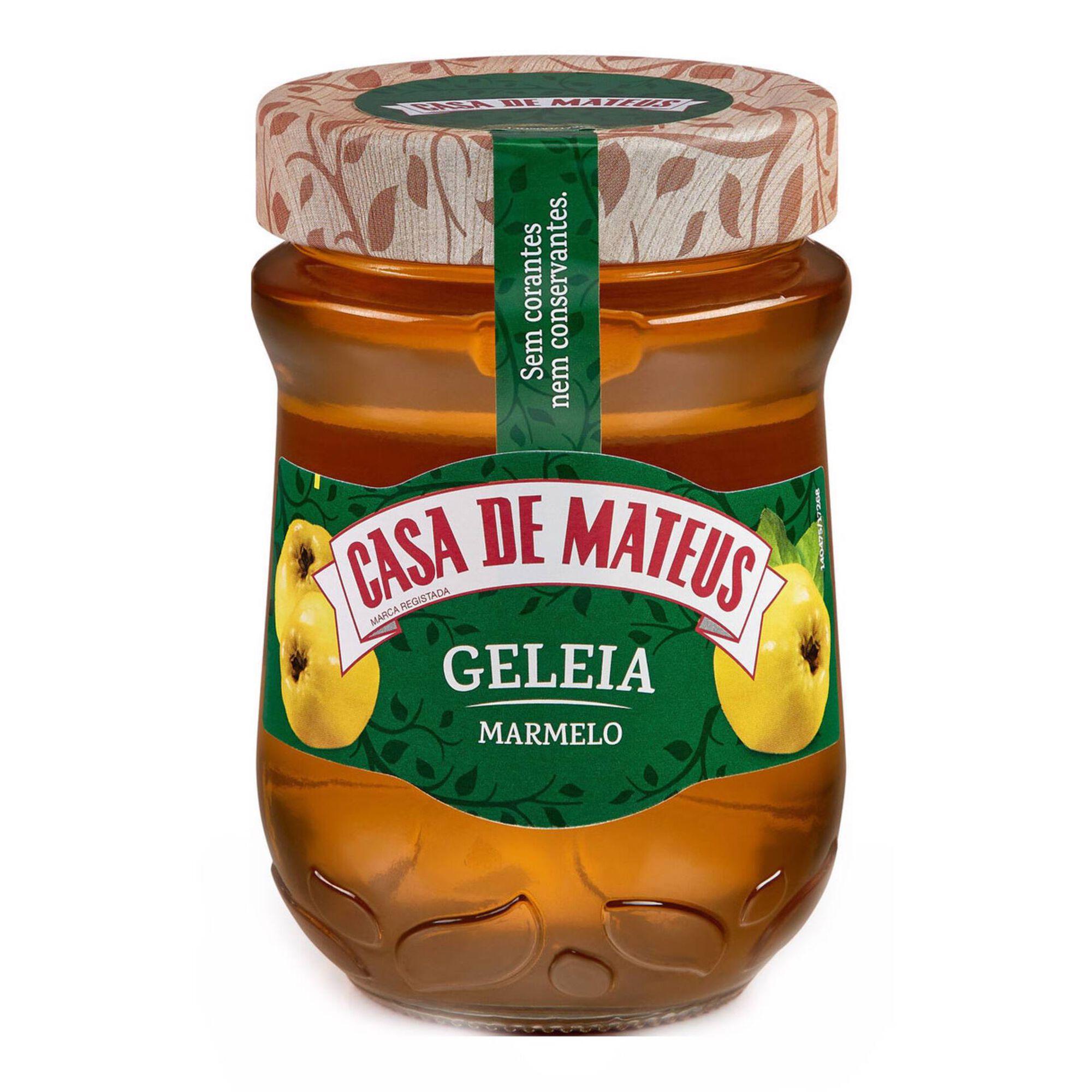Geleia Marmelo sem Glúten