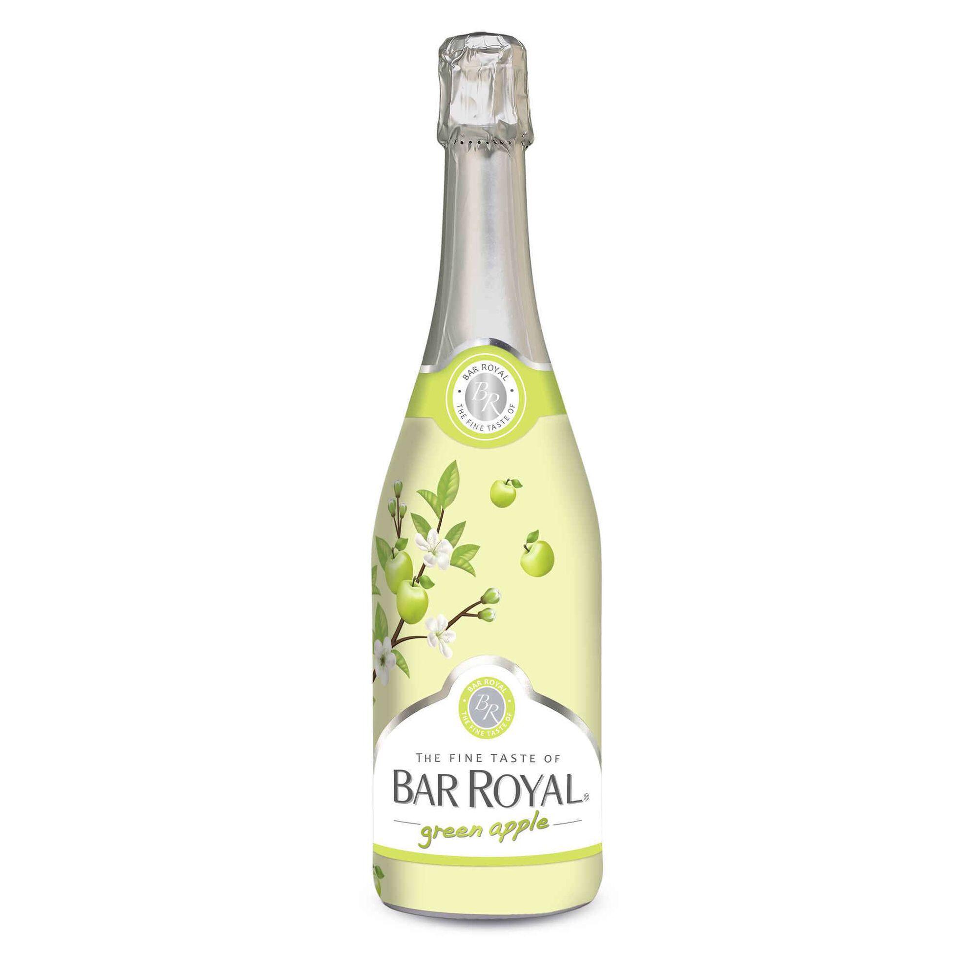 Cocktail Aromatizado Bar Royal Maçã Verde