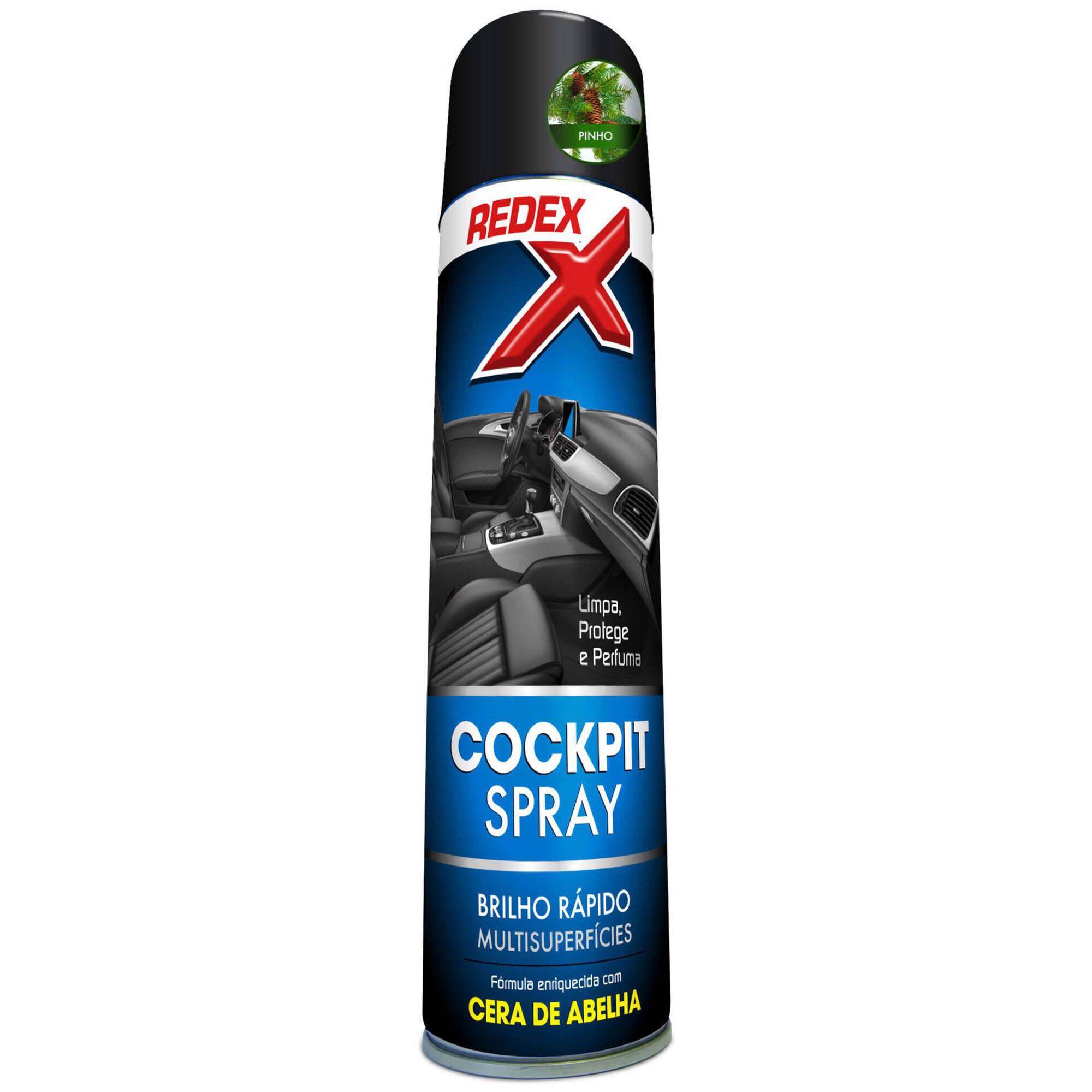 Spray Cockpit 600ml