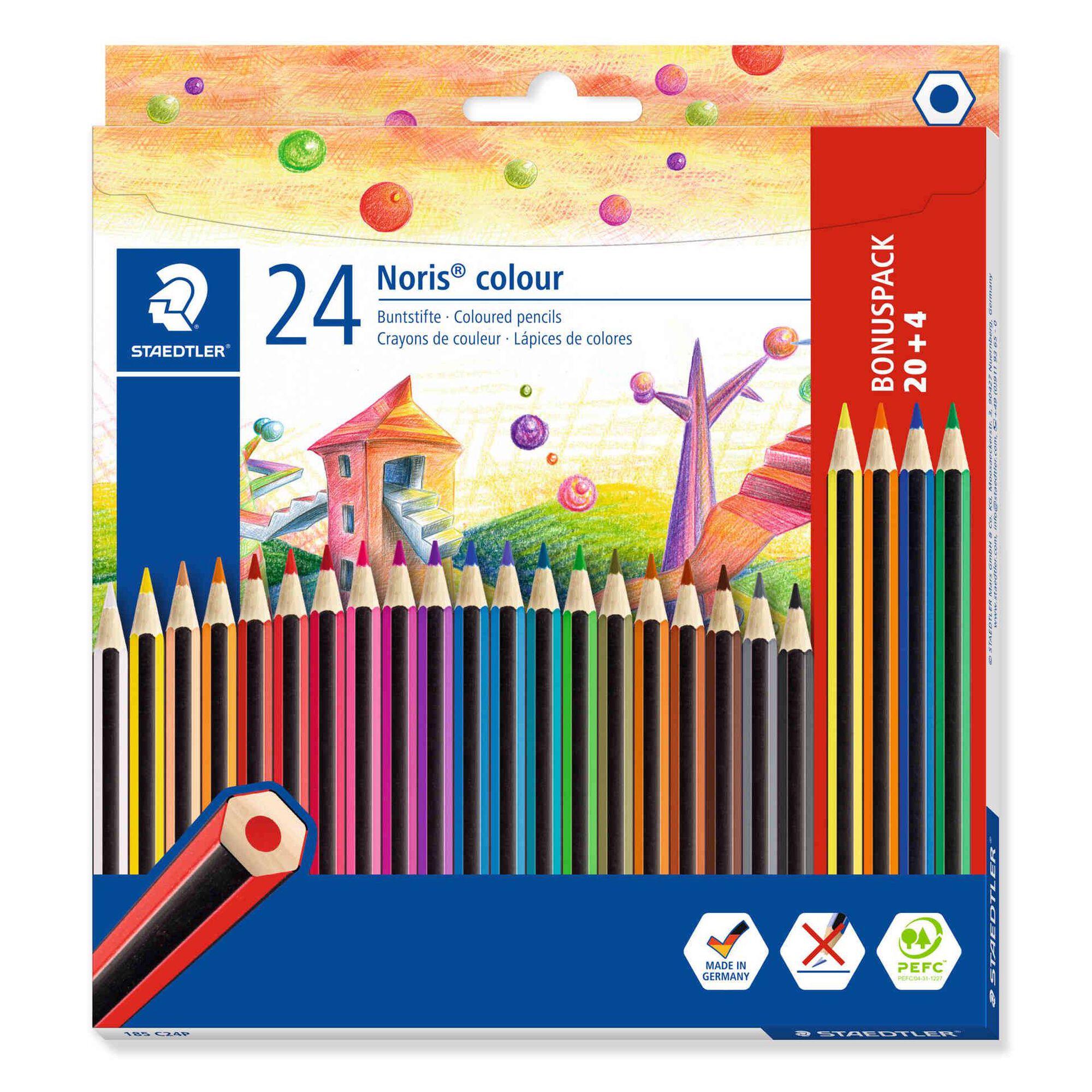 Lápis de Cor Noris Colour