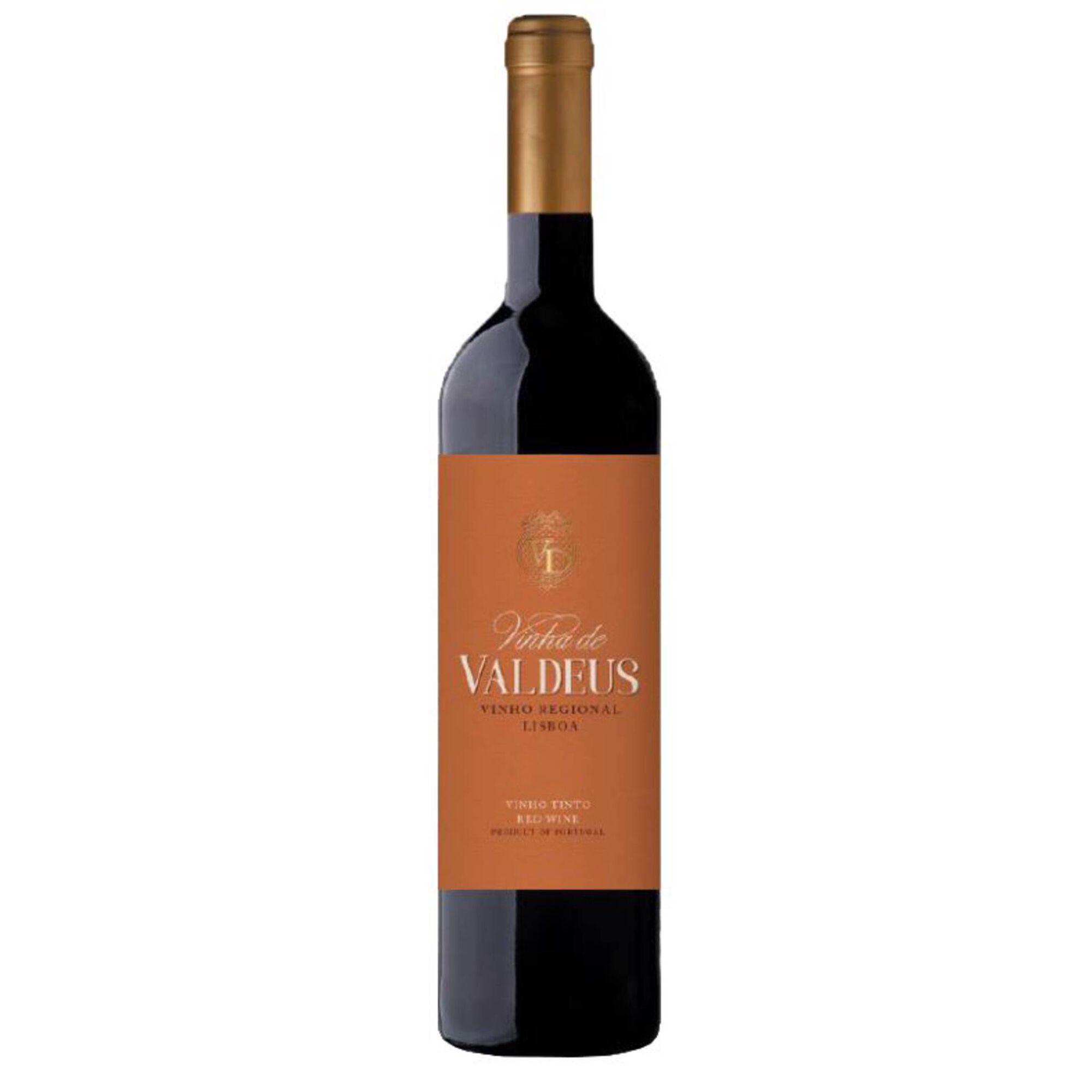 Vinha de Valdeus Regional Lisboa Vinho Tinto