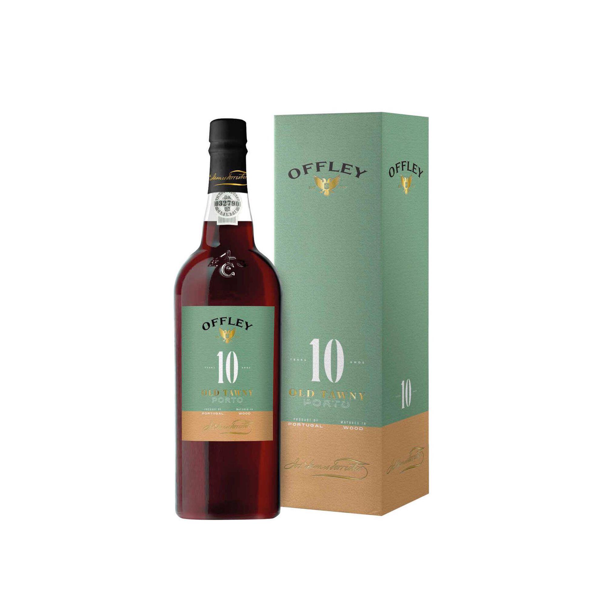 Offley Barão de Forrester Vinho do Porto Old Tawny 10 Anos