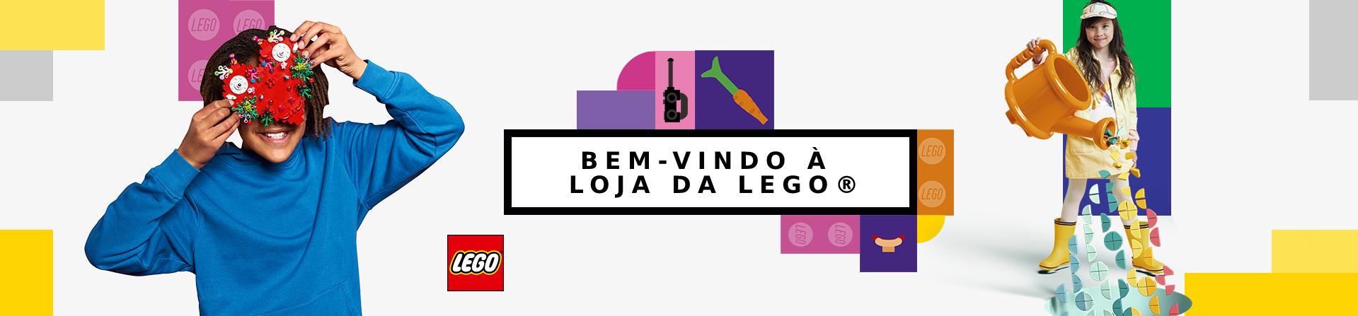 Bem-vindo à  Loja da Lego