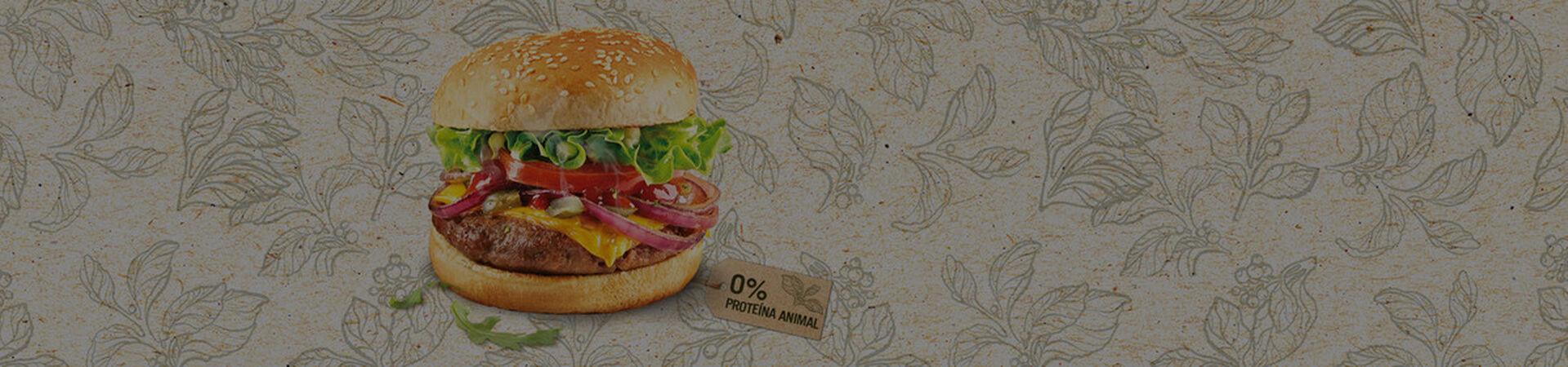 Hamburguer vegan