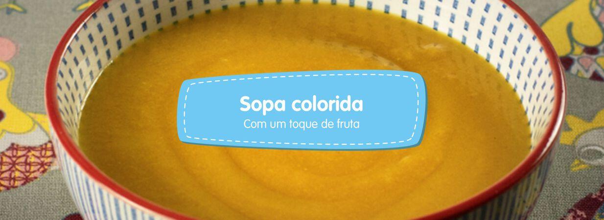 Sopa Colorida
