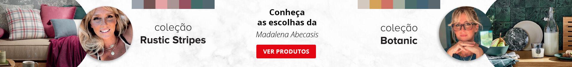As escolhas de Madalena Abecassis
