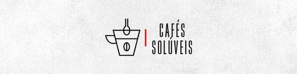 Cafés Solúveis