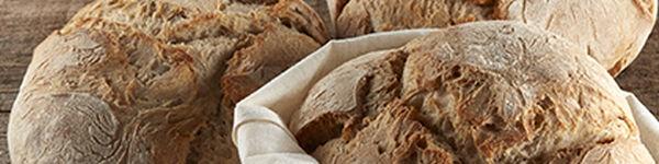 Pão Fresco e Broa