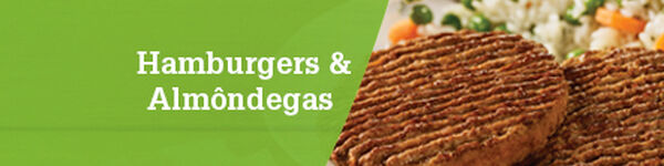 Hamburgers e Almôndegas