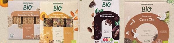 Barras, Bolachas e Chocolates