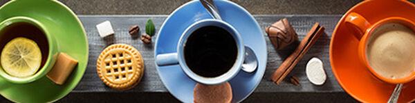 Chá, Café e Achocolatados