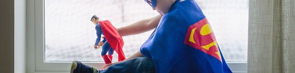 Ação e Super Heróis