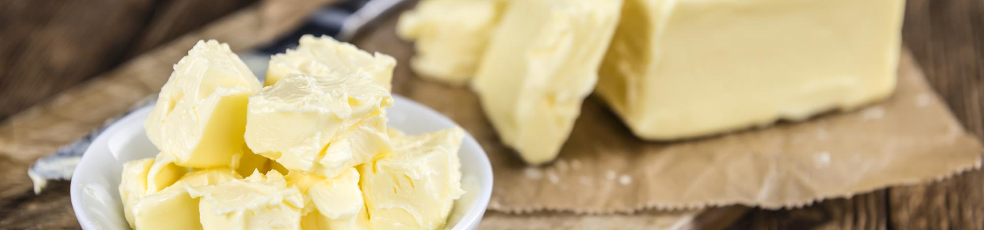 Manteiga e Creme Vegetal