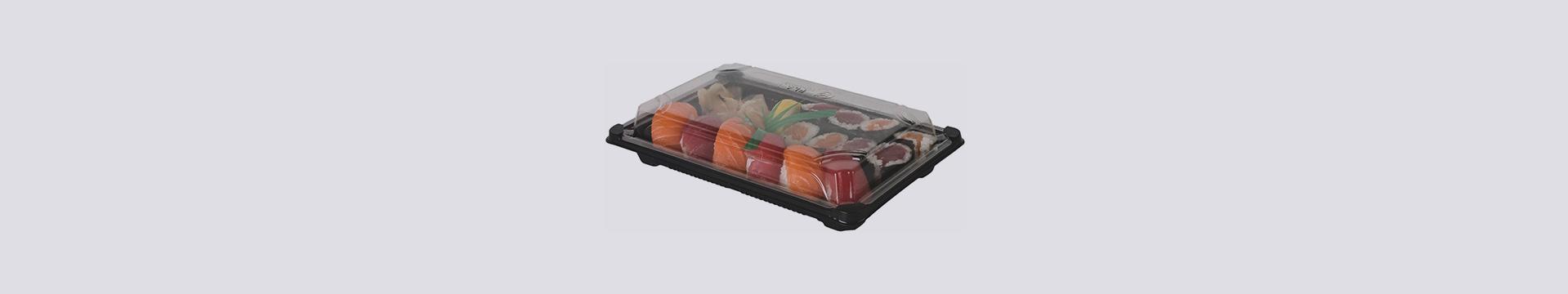 Embalagens de Sushi
