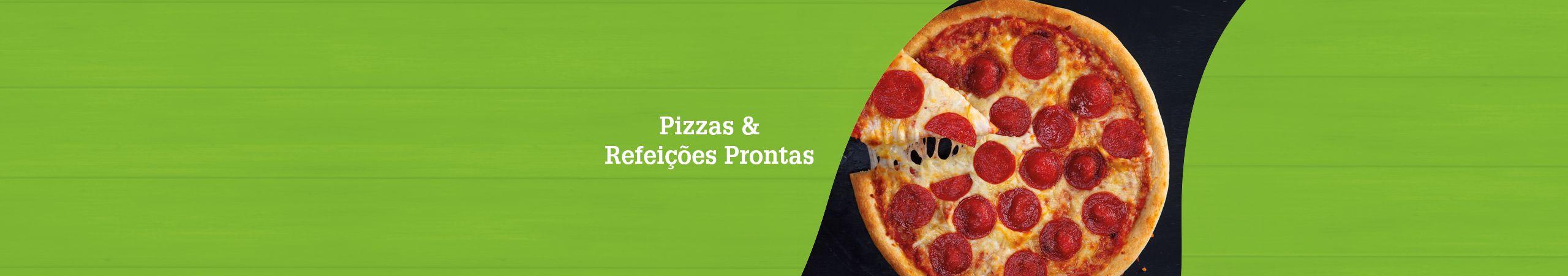 Pizzas e Refeições Prontas Iglo