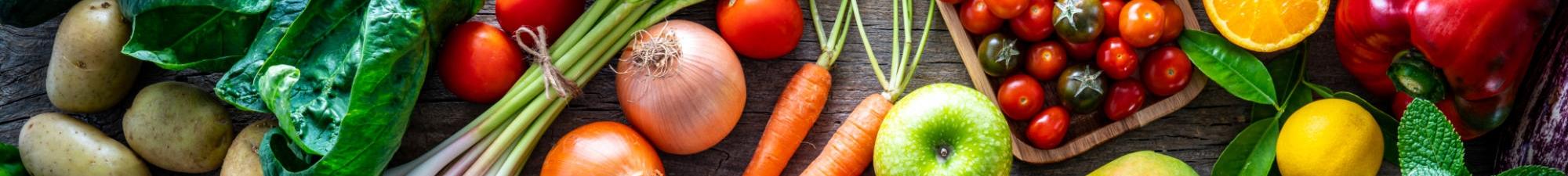 Frutas e Legumes Biológicos
