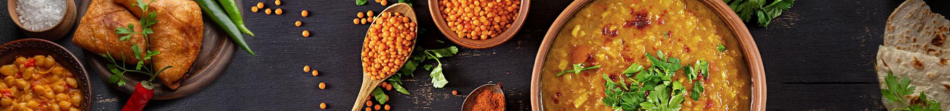 Cozinhas da Índia