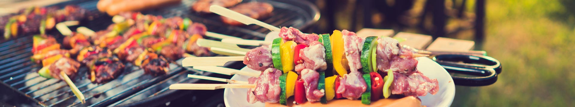 Barbecues e Piqueniques
