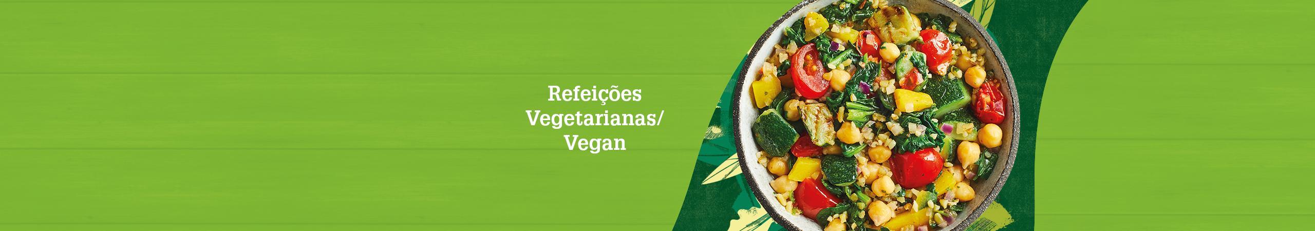 Refeições Vegetarianas Iglo
